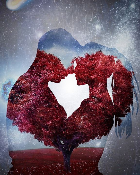 عکس پروفایل عاشقانه دختر و پسر فیس تو فیس