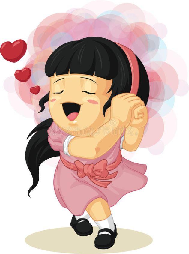 عکس دختر بچه شیطون برای پروفایل عاشقانه