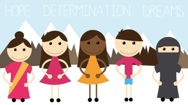 عکس پروفایل روز جهانی زن