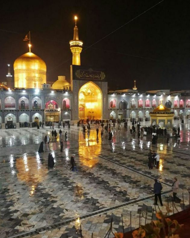 عکس پروفایل زیارت مشهد