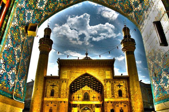 عکس عید غدیر برای تلگرام , تبریک عید غدیر عکس نوشته