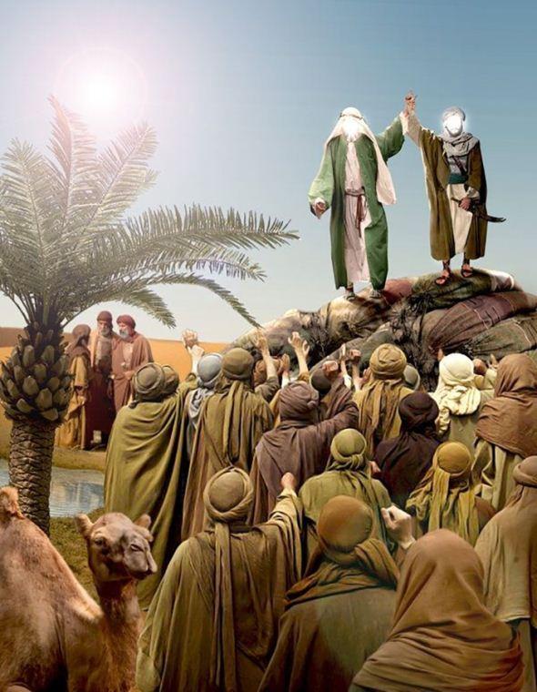 عکس نوشته تبریک عید غدیر خم , عکس اسکناس عید غدیر