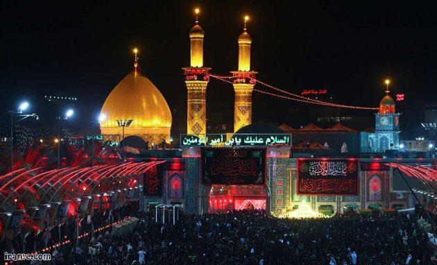 حرم حضرت عباس عکس پروفایل