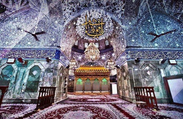 عکس پروفایل حرم حضرت عباس