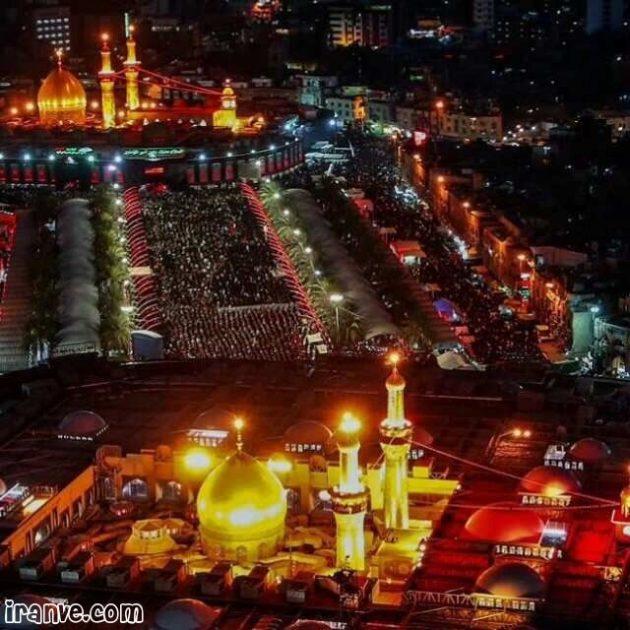 جدیدترین عکس حرم امام حسین علیه السلام