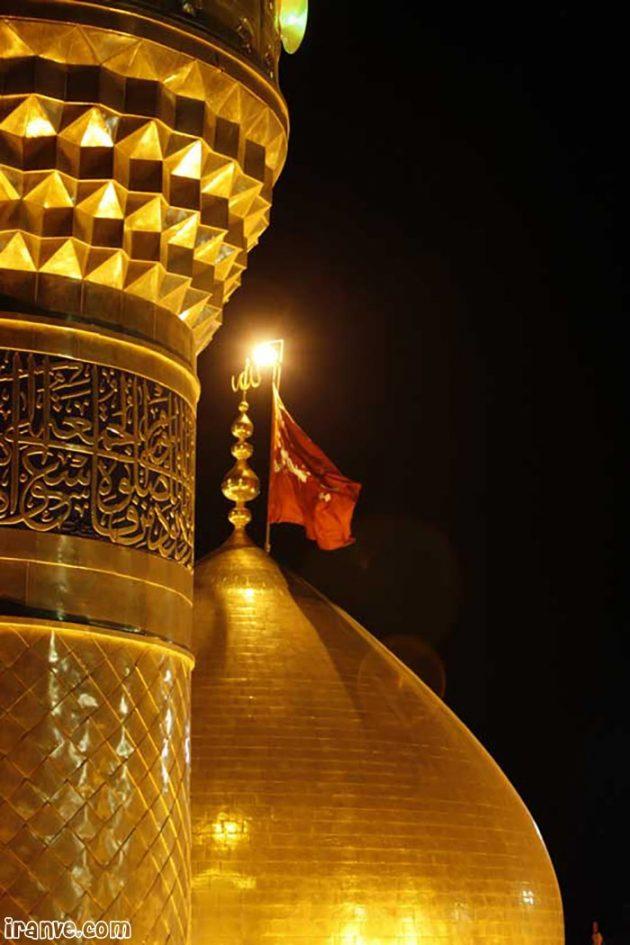 پروفایل عکس حرم امام حسین پروفایل واتساپ