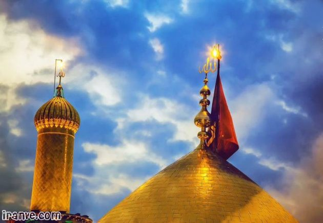 بهترین عکس حرم امام حسین و ابوالفضل برا پروفایل