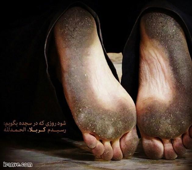 عکس پروفایل پیاده روی اربعین حسینی