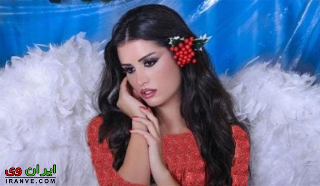 عکس ساره بازیگر حوالی پاییز