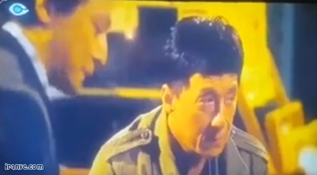 پخش فیلم سکسی سانسور نشدن جکی چان از شبکه کیش ایران