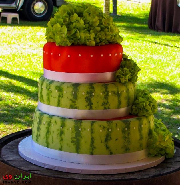 ایده کیک یلدا بچگانه , کیک شب یلدا واسه تولد