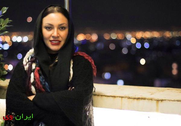 عکس زیبا بروفه همسر پیام صابری درگذشت