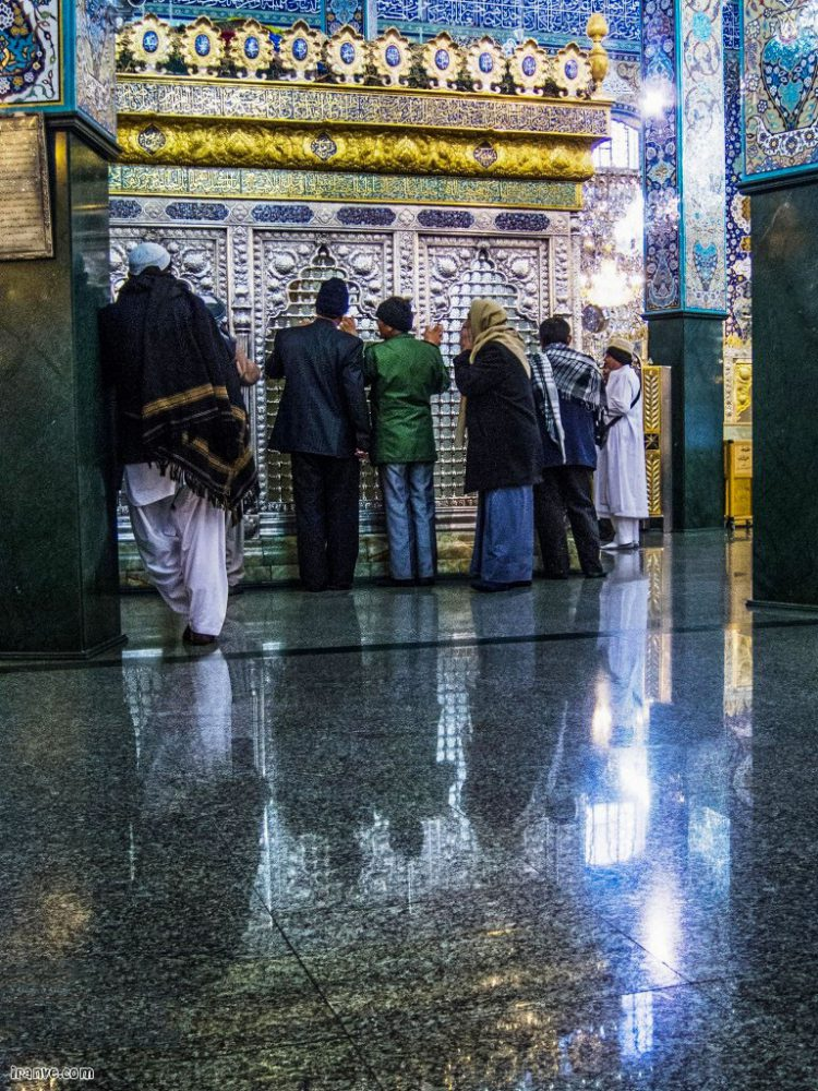 عکس پروفایل گنبد حرم حضرت زینب