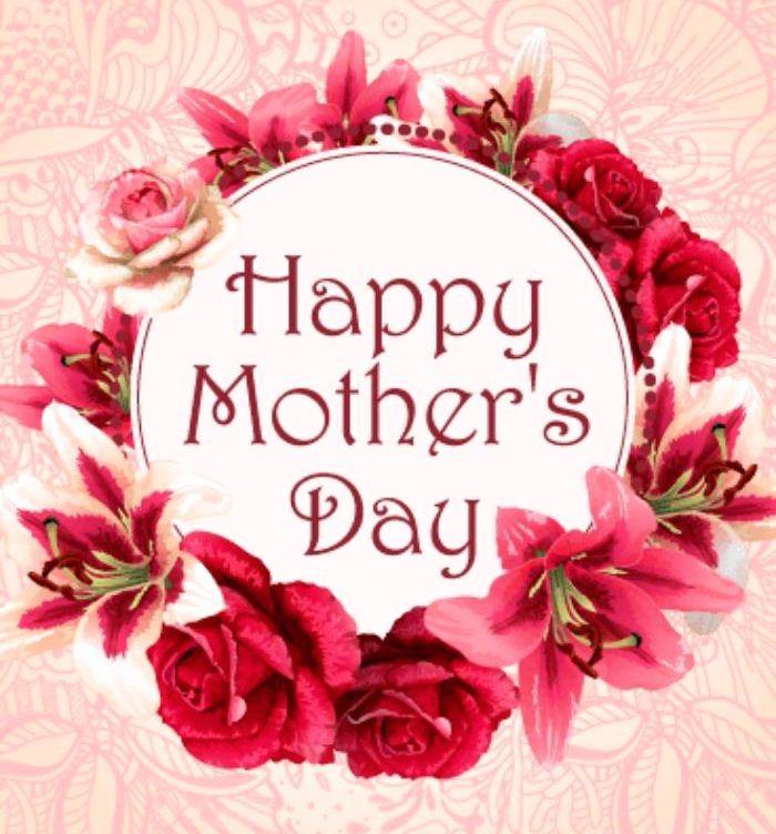 عکس پروفایل روز مادر با نوشته انگلیسی