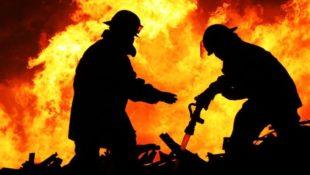 خبر آتش سوزی در بافت تاریخی میدان حسن آباد