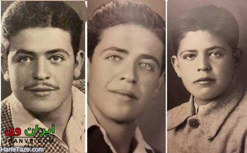 محمد علی کشاورز درگذشت همراه عکس جوانی او