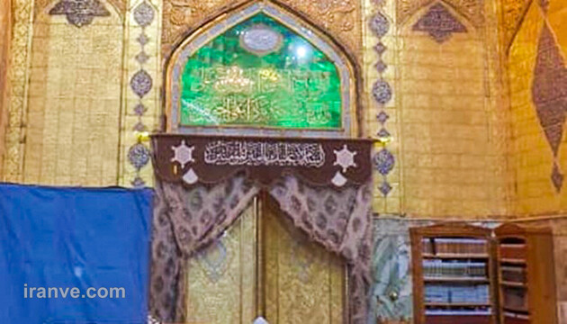 101 عکس پروفایل حرم امام علی علیه السلام