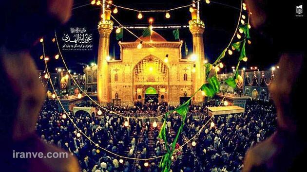102 عکس پروفایل حرم امام علی علیه السلام