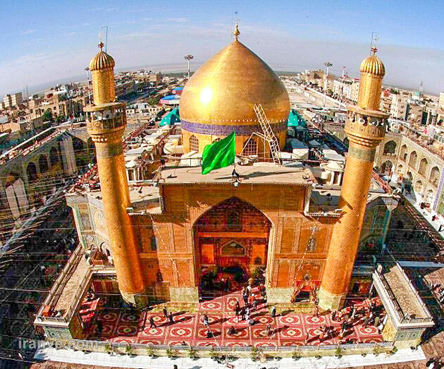 116 عکس پروفایل حرم امام علی علیه السلام