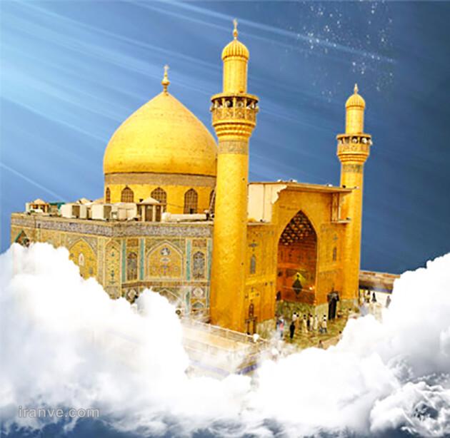 120 عکس پروفایل حرم امام علی علیه السلام