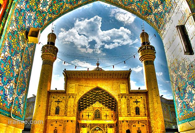 123 عکس پروفایل حرم امام علی علیه السلام