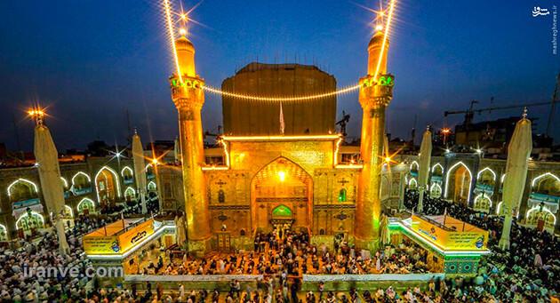 126 عکس پروفایل حرم امام علی علیه السلام