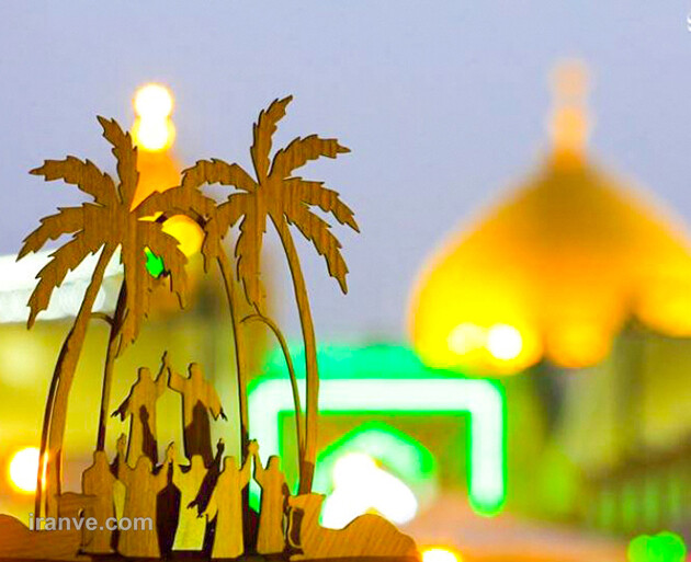 127 عکس پروفایل حرم امام علی علیه السلام