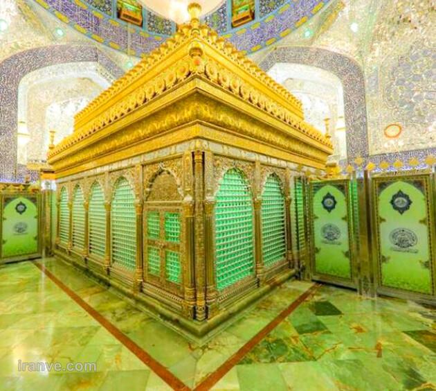 128 عکس پروفایل حرم امام علی علیه السلام