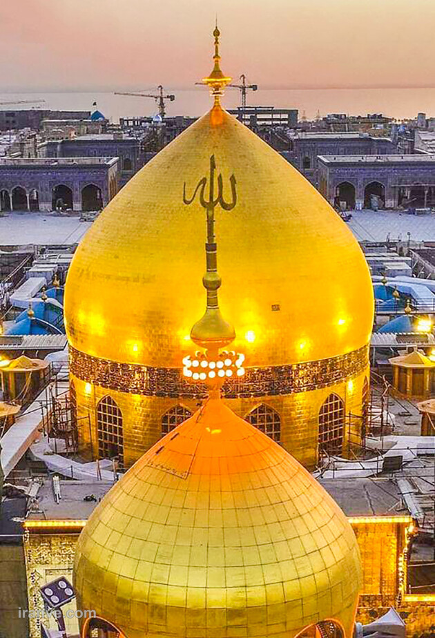 130 عکس پروفایل حرم امام علی علیه السلام