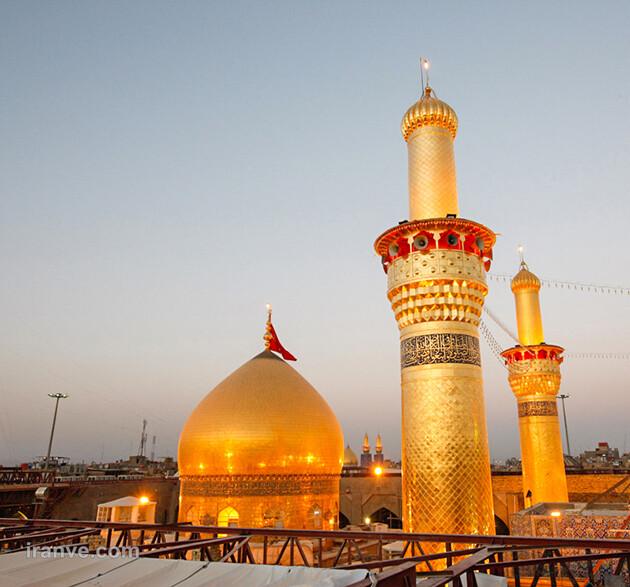 147 عکس پروفایل حرم امام علی علیه السلام