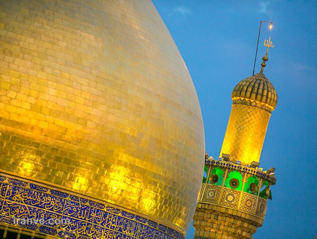 148 عکس پروفایل حرم امام علی علیه السلام