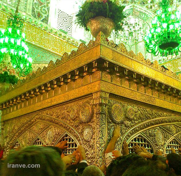 106 عکس پروفایل حرم امام علی علیه السلام