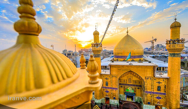 155 عکس پروفایل حرم امام علی علیه السلام