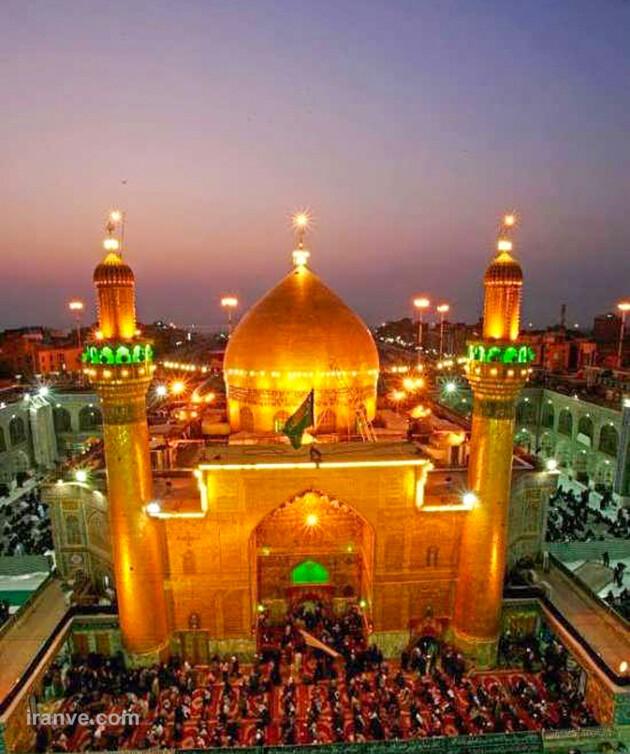 157 عکس پروفایل حرم امام علی علیه السلام