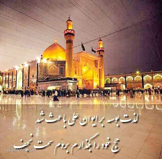 160 عکس پروفایل حرم امام علی علیه السلام