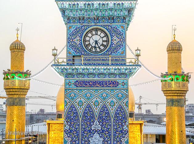 163 عکس پروفایل حرم امام علی علیه السلام