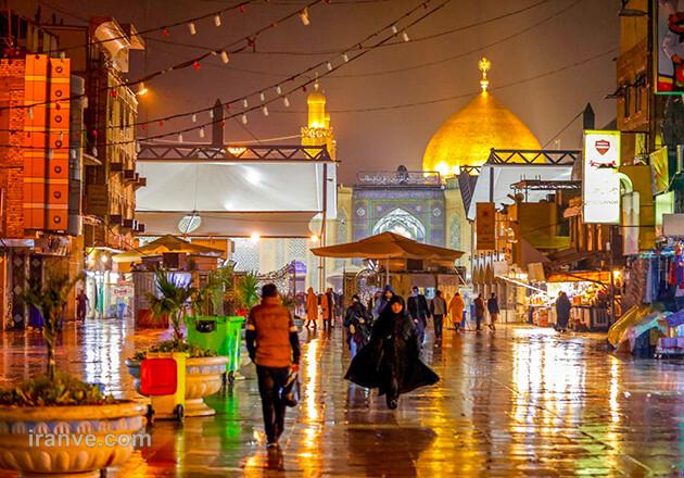 166 عکس پروفایل حرم امام علی علیه السلام