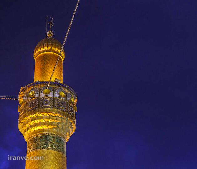 167 عکس پروفایل حرم امام علی علیه السلام