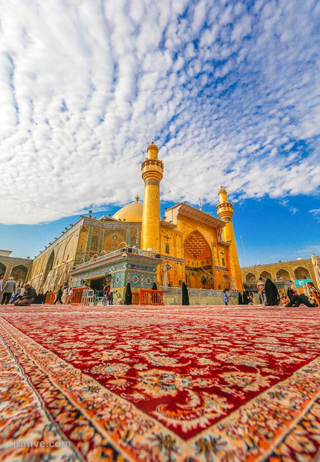 168 عکس پروفایل حرم امام علی علیه السلام