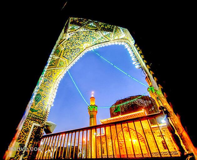 173 عکس پروفایل حرم امام علی علیه السلام