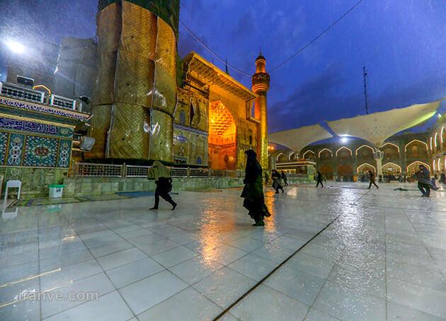175 عکس پروفایل حرم امام علی علیه السلام