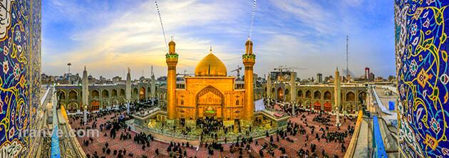 178 عکس پروفایل حرم امام علی علیه السلام