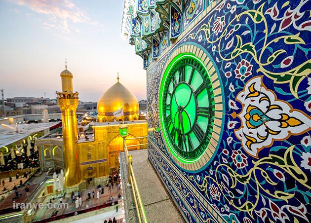 179 عکس پروفایل حرم امام علی علیه السلام