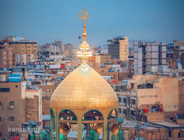 180 عکس پروفایل حرم امام علی علیه السلام