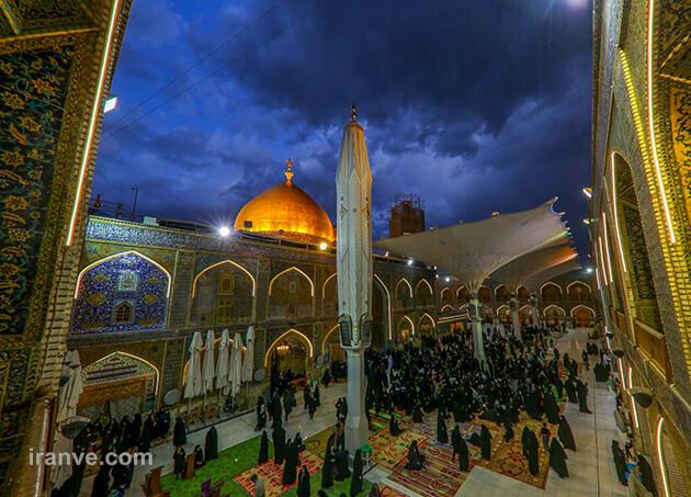 184 عکس پروفایل حرم امام علی علیه السلام