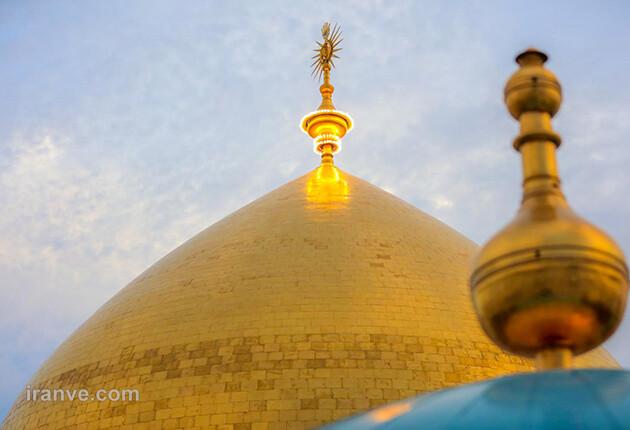 190 عکس پروفایل حرم امام علی علیه السلام