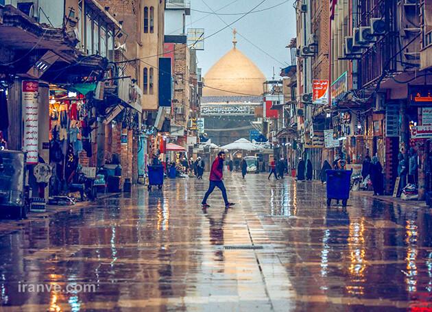 191 عکس پروفایل حرم امام علی علیه السلام