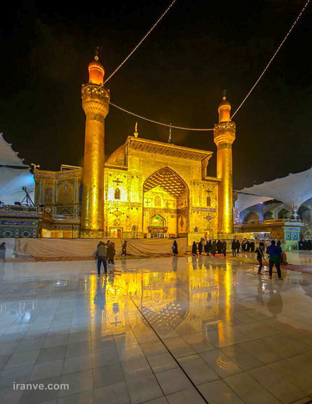 197 عکس پروفایل حرم امام علی علیه السلام