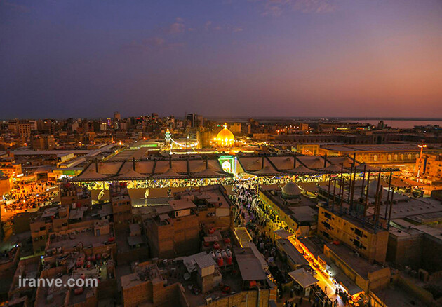 198 عکس پروفایل حرم امام علی علیه السلام