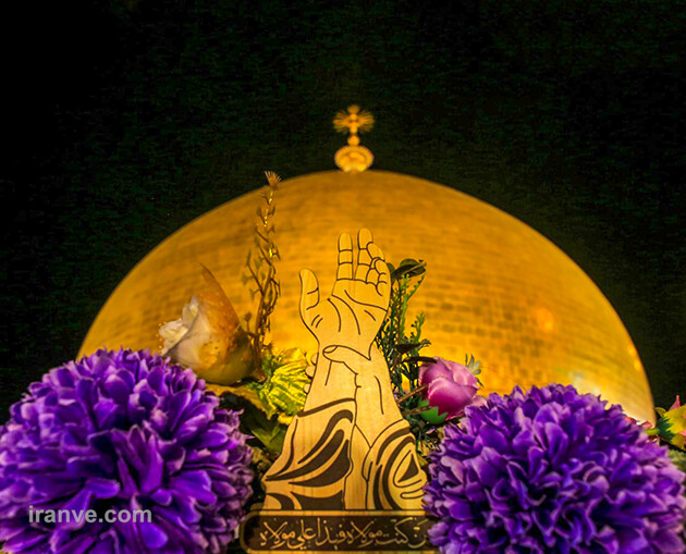 پیام تبریک عید غدیر خم همراه زیباترین متن ها به مناسبت ولایت امیرالمومنین (ع)